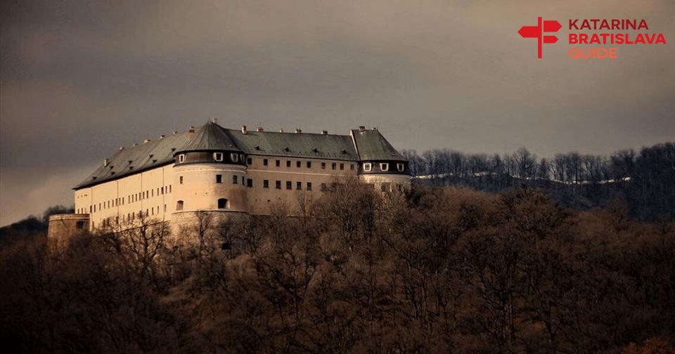 red stone castle wine tasting tour near bratislava