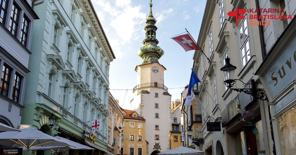St-Michael-Gate-bratislava-tour